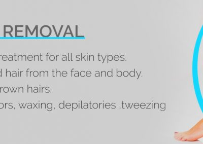 Why use Laser Hair Removal